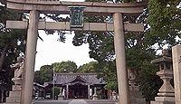 春日神社 大阪府泉佐野市春日町のキャプチャー