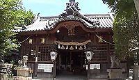 阿宗神社 兵庫県たつの市誉田町広山のキャプチャー