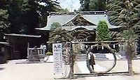 春日部八幡神社 埼玉県春日部市粕壁