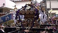 隅田稲荷神社 東京都墨田区墨田のキャプチャー