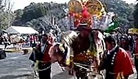 八幡神社(姶良市) - 鎌倉期創建の「新正八幡宮」、島津義弘の崇敬、10月に浜下り神事