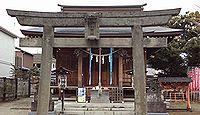 白山神社 東京都練馬区練馬のキャプチャー