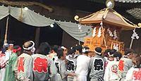 坂城神社 長野県埴科郡坂城町大宮のキャプチャー