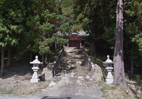山王神社 兵庫県加東市厚利535