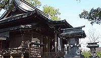 北岡神社 熊本県熊本市西区春日のキャプチャー