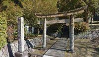 御嶽神社 静岡県伊豆の国市韮山金谷