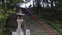 国中神社 大阪府四條畷市清滝中町