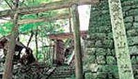 片山神社 三重県亀山市関町坂下のキャプチャー