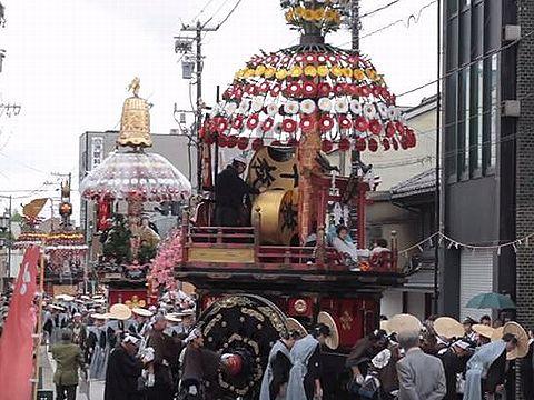 富山県の重要無形民俗文化財