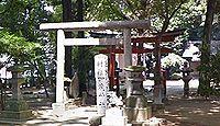 加茂神社 埼玉県さいたま市北区宮原町