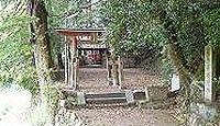 乎美祢神社 三重県伊賀市桂