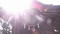 諏訪神社 神奈川県大和市下鶴間のキャプチャー