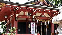 香取神社 埼玉県越谷市大沢
