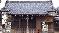 子之三嶋神社 東京都狛江市西野川のキャプチャー