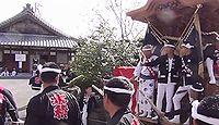 西葛城神社 大阪府貝塚市木積