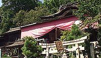 国宝「都久夫須麻神社本殿」(滋賀県長浜市)のキャプチャー