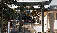 倉賀野神社 群馬県高崎市倉賀野町のキャプチャー