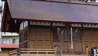 神明神社 神奈川県川崎市高津区下作延のキャプチャー