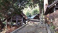 篠畑神社 奈良県宇陀市榛原のキャプチャー