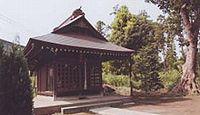 佐婆神社 神奈川県横浜市泉区和泉町