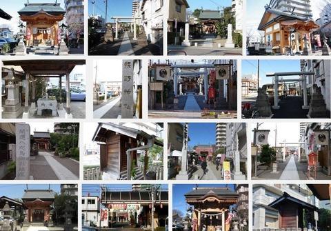 熊野神社(群馬県前橋市千代田町3-8-12)