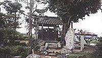 木根神社 三重県伊賀市長田木根