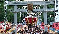 許麻神社 大阪府八尾市久宝寺のキャプチャー