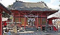 伊去波夜和気命神社(渡波) - 浜大明神・鹽盛明神の明神社、東日本大震災も拝殿は無事