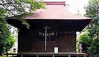 野塩八幡神社 東京都清瀬市野塩のキャプチャー
