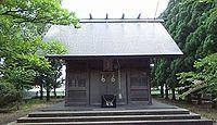 荊波神社 富山県高岡市和田