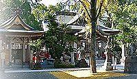 本渡諏訪神社 - 元冦で風神の加護があった天草の女傑が鎌倉期に創建、11月に「本渡の市」