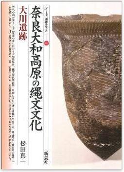 松田真一『奈良大和高原の縄文文化・大川遺跡 (シリーズ「遺跡を学ぶ」092)』のキャプチャー