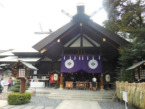 東京大神宮の拝殿 - ぶっちゃけ古事記