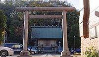 久本神社 神奈川県川崎市高津区久本のキャプチャー