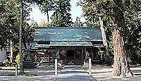 元伊勢「穴穂宮」伝承地の一つである神戸神社(伊賀市上神戸)