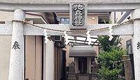 池立神社 東京都新宿区喜久井町のキャプチャー