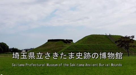 オオビコの実在示した?国宝「金錯銘鉄剣」など埼玉古墳群と博物館がGoogleプロジェクトのキャプチャー
