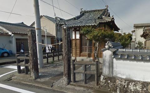 二宮神社 徳島県海部郡海陽町のキャプチャー