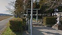 伊勢庭神社 三重県松阪市伊勢場町NO2