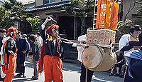 北野天満宮(久留米市) - 京の北野の代官所、10月には北野おくんち行列、カッパ伝承も