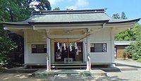 山名神社 静岡県袋井市上山梨のキャプチャー