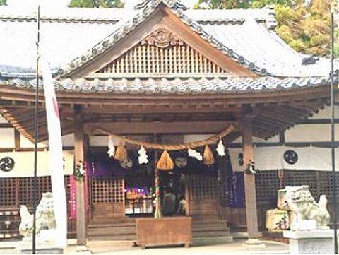 加富神社 三重県四日市市山田町のキャプチャー