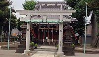 平井天祖神社 東京都江戸川区平井のキャプチャー