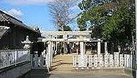 神前神社(さぬき市) - 二体の石仏が有名な、神の御前で奉仕する神の社、式内論社