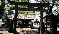 杉山神社 神奈川県横浜市都筑区大熊町のキャプチャー