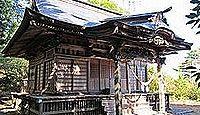 冠嶺神社(原町区) - 早い段階で衰微した式内社、近世通じて祭祀、江戸後期には復興
