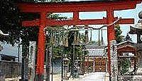 志貴県主神社 - 神武天皇の長子から連なる一族の氏神を祀って発展した河内国総社の古社