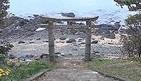 地ノ神島神社 長崎県北松浦郡小値賀町前方郷のキャプチャー