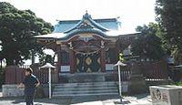 杉山神社 神奈川県川崎市高津区末長