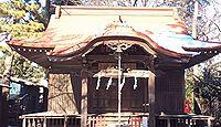 上鈴木稲荷神社 東京都小平市上水本町